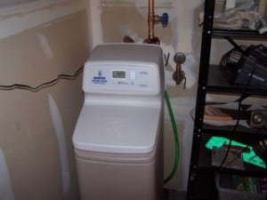 Morton M30 Model Water Softener