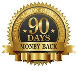 Use It For 90 Days Or Your Money Back, Guranteed!