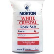 Morton White Crystal Rock Salt
