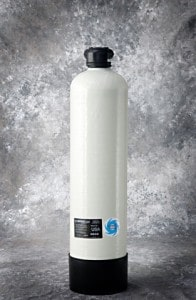 A Typical Salt-Free Water Softener Unit