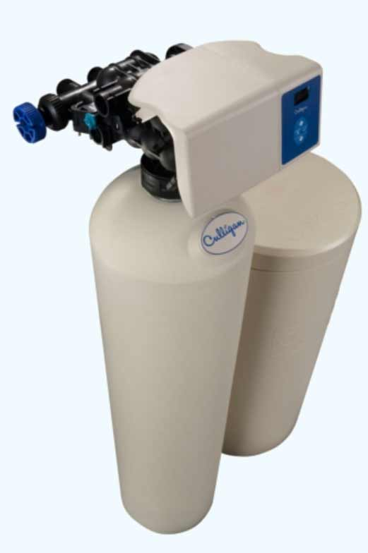 A Conventional Culligan Water Softener Model
