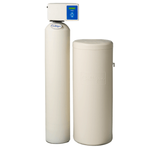 A Culligan High Efficiency (HE) Water Softener-Cleer Water Conditioner