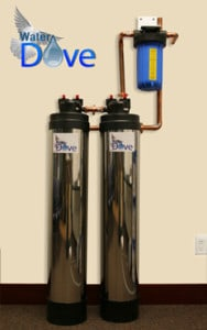 The Water Dove (S-6000) Whole House Water Softener
