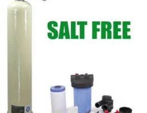 Buying A Salt-Free Water Softener