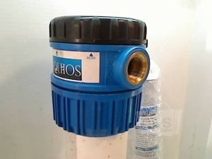 The Aquios Full House Salt-Free Filter And Water Softener System